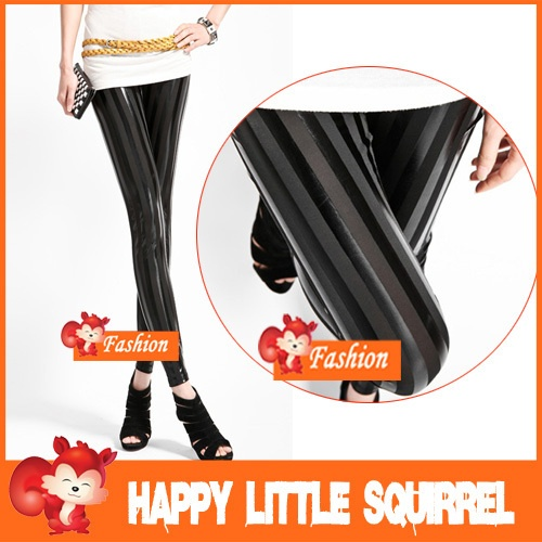 2013 New Style Fashion Striped slim lady Punk Leggings women tights printed leggings cheap legging pantyhose pants trousers Hot-in Socks & Hosiery from Apparel & Accessories on Aliexpress.com