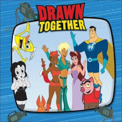 Original Soundtrack - Drawn Together [Explicit Lyrics] (CD)
