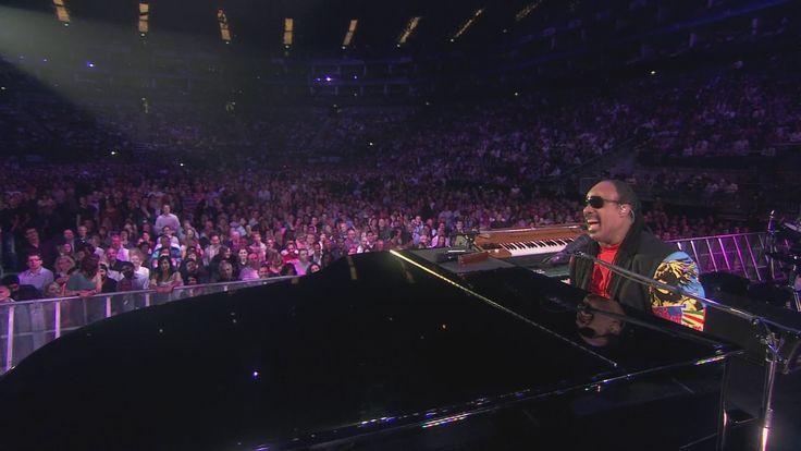 Stevie Wonder - Live At Last: A Wonder Summer's Night - Full Concert (HD)