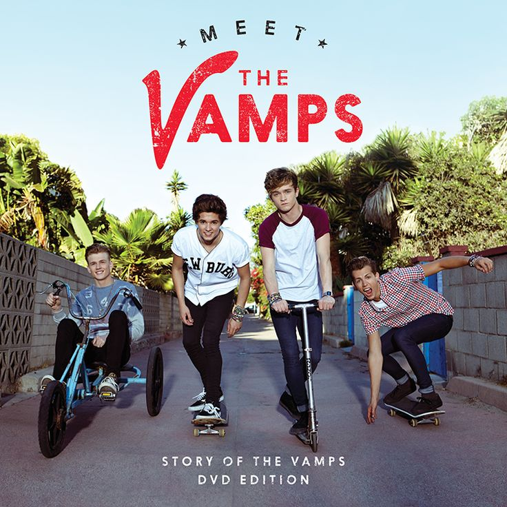 The+Vamps+-+Meet+The+Vamps+DVD
