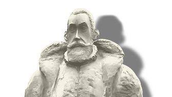 posąg Jan Kochanowski