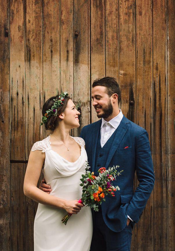 ANNA + MICHAEL // #realwedding #backyard #NSW #casual #DIY #inspiration #bride #groom