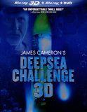 James Cameron's Deepsea Challenge [2 Discs] [Blu-ray/DVD] [2013]