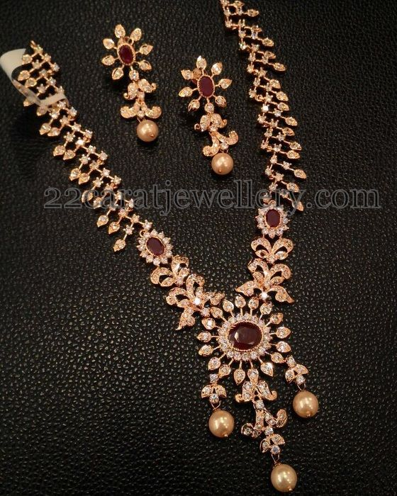 1000 Ideas About Indian Bridal Jewelry Sets On Pinterest: Jewellery Designs: Simple Imitation Changeable Stone Sets