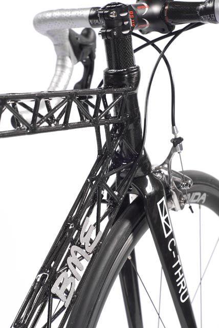 Carbon C-Thru Bicycle