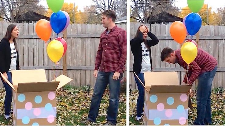 Wife Cries When Balloon Store Ruins Gender Reveal, Then Husband Finds This...