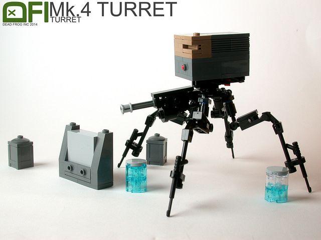 Mk. 4 Turret | Flickr - Photo Sharing!