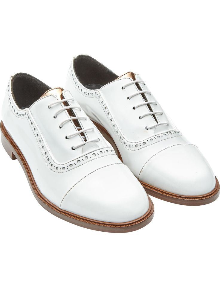 Lulu Lace Up Brogue | David Jones