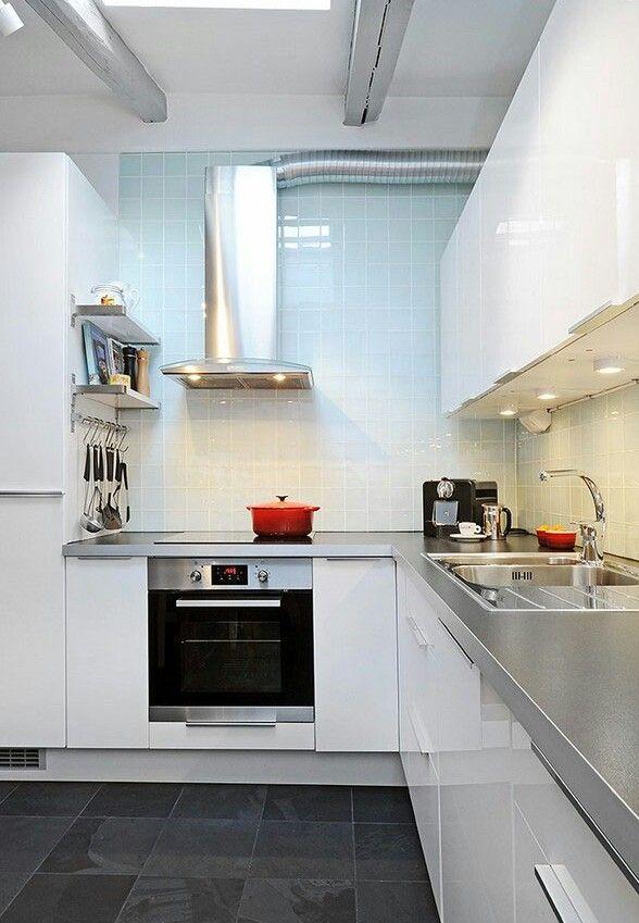 Cocina -  Diseño y decoración de interiores en Las Palmas www.Decorartegarrigues.com