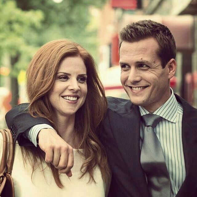 Darvey( Donna and Harvey).