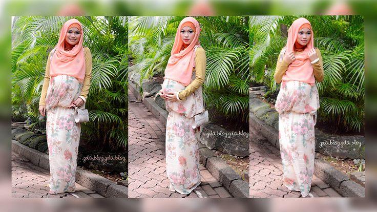 Tips Memilih Model Baju Hamil Muslim Agar Tetap Cantik Saat Hamil