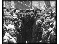Breve riassunto sulla rivoluzione Russa e gli anni che l'hanno preceduta.