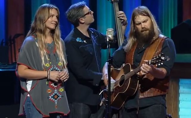Chris Stapleton's Wife's Shirt - I NEED!!