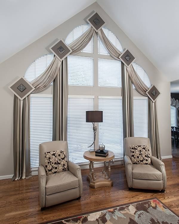 1000+ Images About Elaborate Window Treatments -n