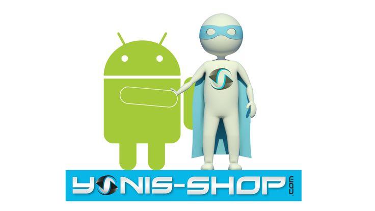 Trouvez chez Yonis-Shop.com le meilleur des tablettes tactiles Android !
