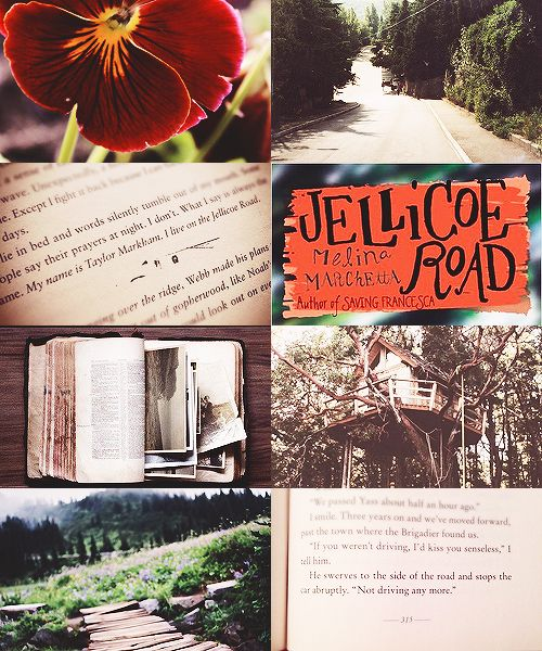 On the Jellicoe Road, Jellicoe Road