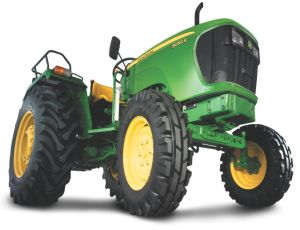 John Deere is a leading manufacturer of agricultural tractors in India. It has recently launched 5D Tractor Series with full comfort and convenience features. If you're interested in buying new John Deere Tractor for your farm, then first check it's specification, features and performance report at Tractor Junction and after that make a buying decision.