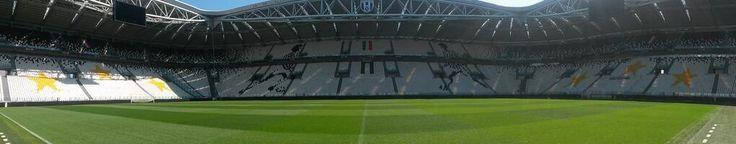 #JStadium is all set to welcome you home, Campioni d'Italia! #JuveAtalanta #JuveX3 pic.twitter.com/i9SjNxEkLX