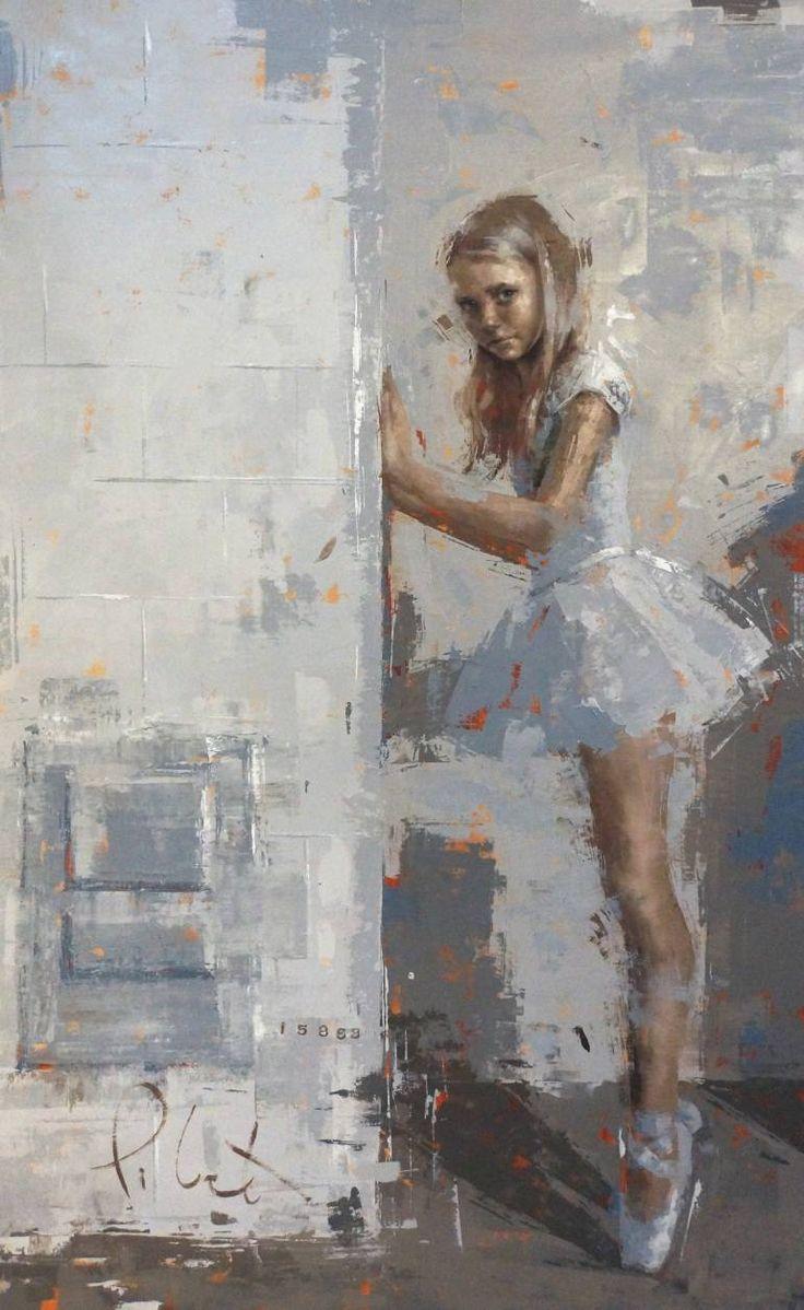 """Saatchi Art Artist Agnieszka Pilat; Painting, """"Eternal One"""" #art"""