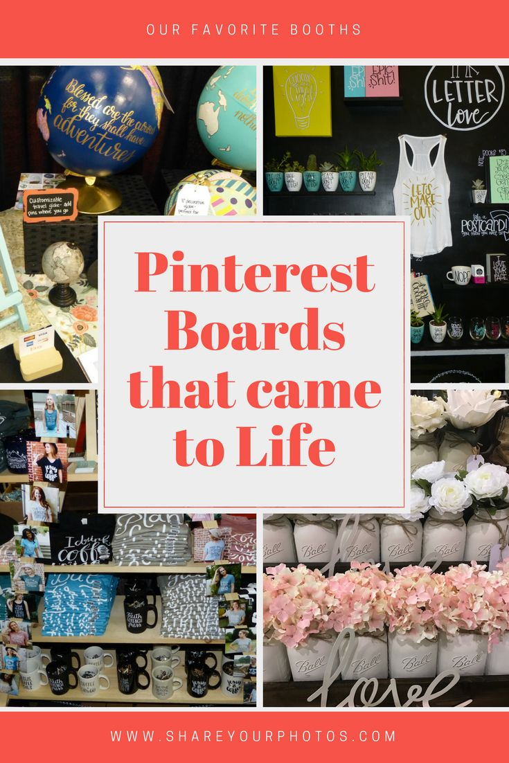 Live Pinterest Boards | Etsy Shops | Pinners Conference | Pinners | Atlanta |