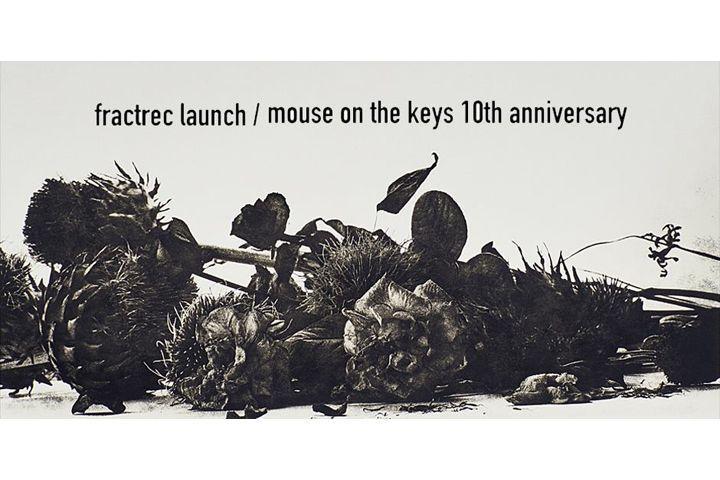 mouse on the keys10周年記念ツアー会場限定、[ミロック]とのコラボアイテム発売   ミニマル、ハードコア、クラブミュージック、ポストロックなどのシーンで支持されるバンド「mouse on the keys」が、バンド結成10 周年記念全国ツアー「fractrec launch/mouse on the keys 10th anniversary」を10月30日(日)の東京・渋谷よりスタートする。            そして今回、ツアーのライブ衣装を手がけるメ...