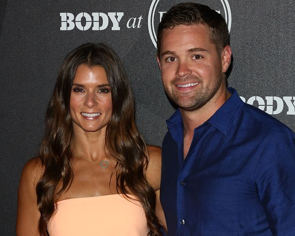 Danica Patrick and Ricky Stenhouse, Jr look absolutely gorgeous at the BODY pre-party, ESPYS 2016, Los Angeles, CA