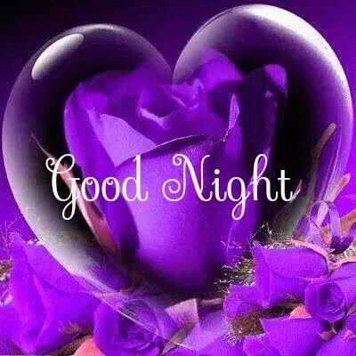 Image result for good night purple