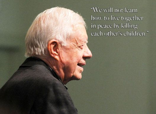 Jimmy Carter Says Jesus Would Approve Of Gay Marriage