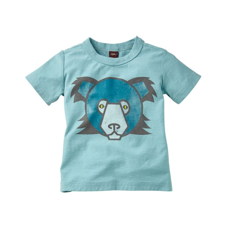Baloo Graphic Tee | Baloo is the name of the sloth bear in Rudyard Kipling's Jungle Book stories. The name Baloo comes from the Hindi word bhalu which means bear.