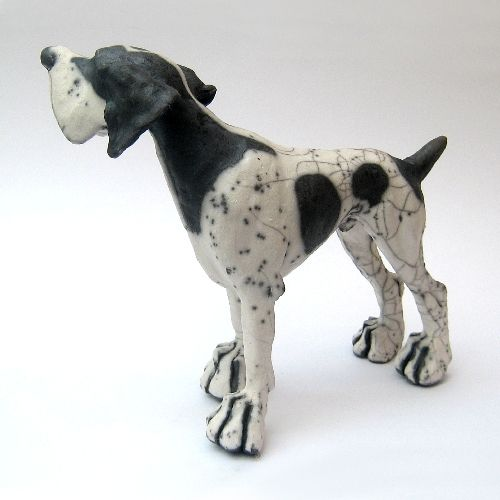 Christine CUMMINGS - Standing Dog