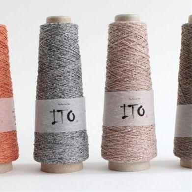 Ito kinu is 100% organische zijde en is dus geschikt voor zowel winter als zomer projecten.  Je kan ermee breien, haken of weven.  Met 1 draad of 2 draden. 50gr, 425m naalden 2 - 3mm 10.50