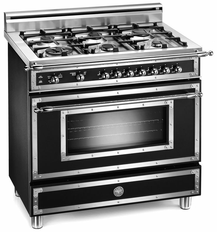 36 stove hood range stainless steel gas inch traditional style sealed burners cu convection oven manual clean storage drawer matte burgundy