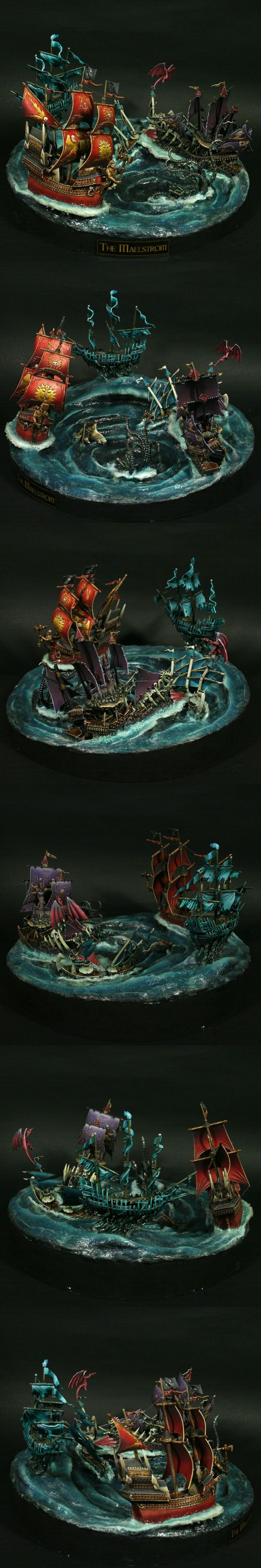 The Maelstrom - Games Day UK 2013