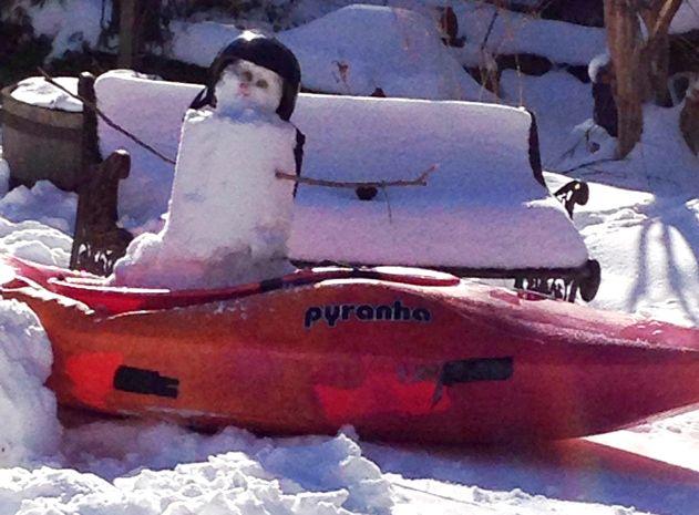 Pictures of Snowmen