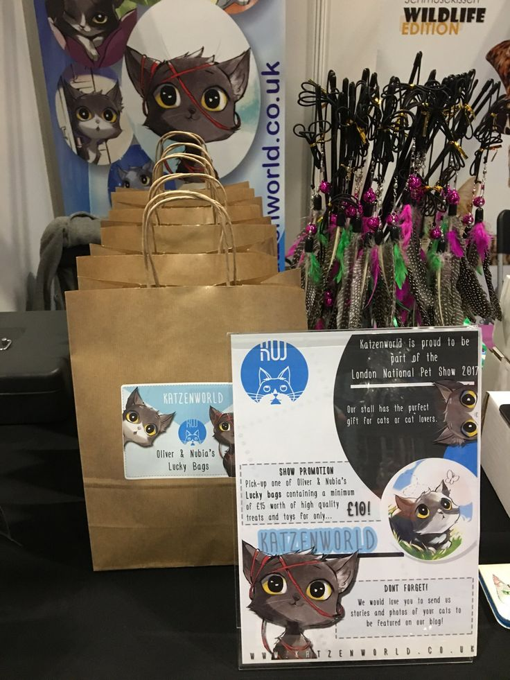 Event & Tickets Giveaway: National Pet Show, Birmingham NEC  4th – 5th November 2017 find this amazing photo from Katzenworld