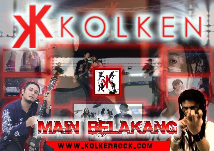 SINGLE ALBUM KOLKEN ~ ROCK FOR FUN