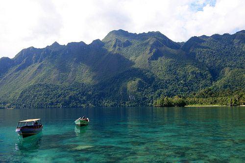 Indah itu ada di 'Seram' – Negeri Saleman, Pulau Seram, Maluku, Indonesia