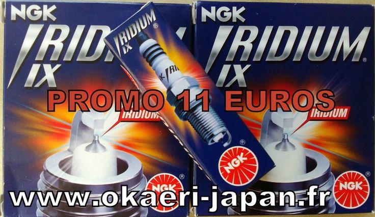 Mini4temps Pièces | Bougies NGK Iridium Promo 11€
