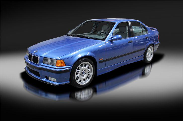 Available* at Northeast 2017 - Lot #50 1997 BMW M3 4-DOOR SEDAN
