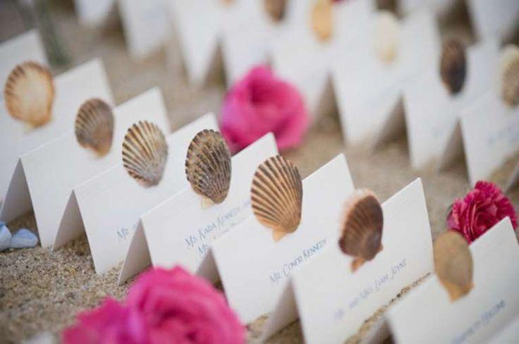 Matrimonio a tema mare, il blu, il bianco e le stelle marine per le nozze (Foto 8/16) | Donna
