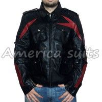 My Name is Heller Prototype 2 Leather Jacket Unofficial replica style Prototype 2 leather jacket, My Name is Heller video game Prototype 2. Cool styli