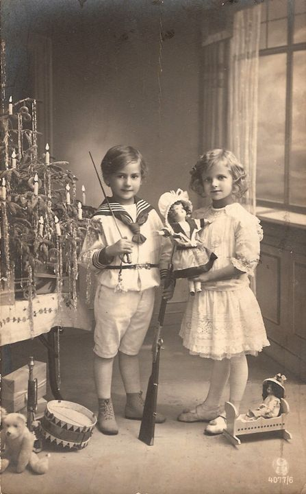 Christmas (early 1900's)