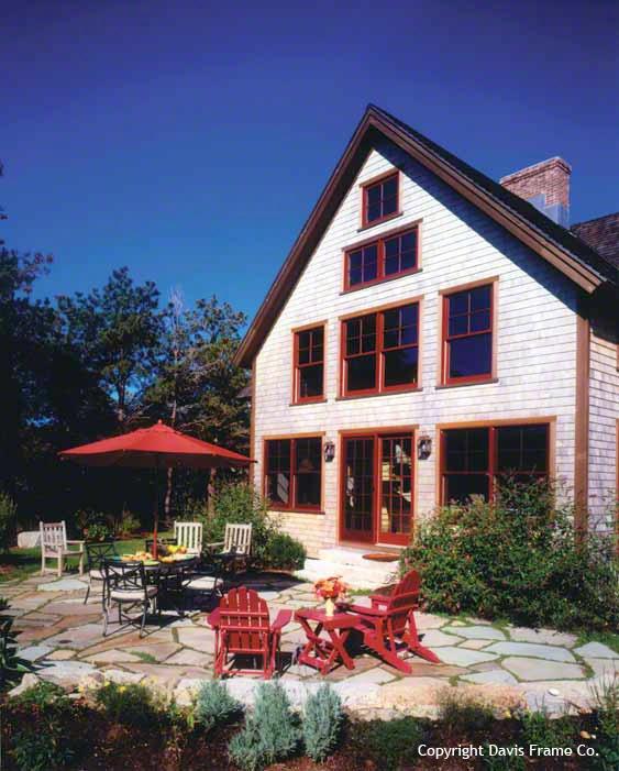 Martha 39 s vineyard post beam dream stunning timber for Post and beam beach house