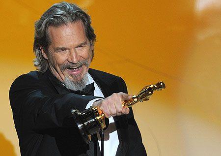 Best Actor – Jeff Bridges (Crazy Heart)