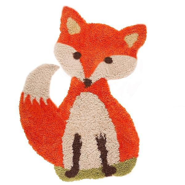 Flair Nursery Freddie Fox Orange Childrens Rug 60x90cm - https://www.fruugo.co.uk/flair-nursery-freddie-fox-orange-childrens-rug-60x90cm/p-4338301