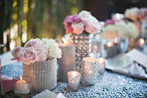 Silvester Tischdeko – für einen zauberhaften Abend!