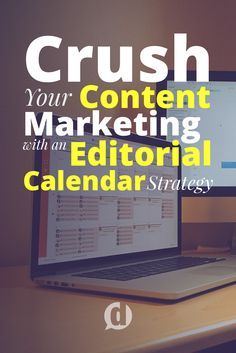 """A simple editorial calendar strategy for your social media workflow can greatly increase your productivity and effectiveness. A great man once said that """"if you fail to plan, you plan to fail."""" Well this post will get you in gear to make a plan now!"""