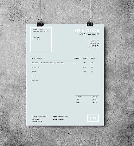 Best 25+ Freelance invoice template ideas on Pinterest Invoice - photography invoice sample
