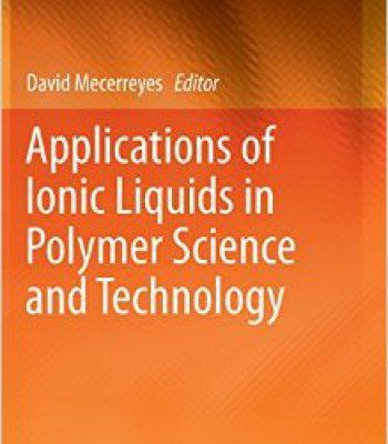 Applications Of Ionic Liquids In Polymer Science And Technology PDF