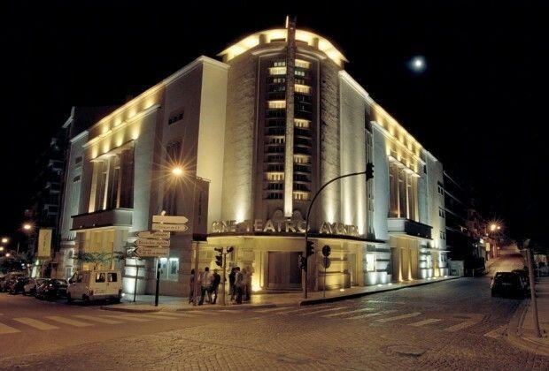 Cine-Teatro Avenida, años 50. Castelo Branco, Portugal